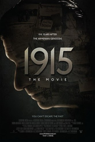 1915 (film) - Theatrical release poster