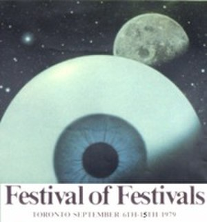 1979 Toronto International Film Festival - Festival poster