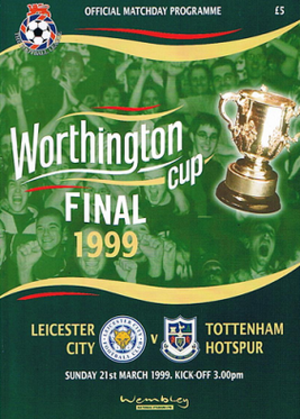1999 Football League Cup Final - Image: 1999leaguecupfinalpr og