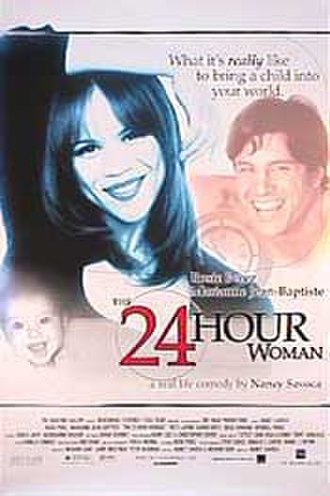 The 24 Hour Woman - Original movie poster
