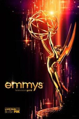 63rd Primetime Emmy Awards - Promotional poster