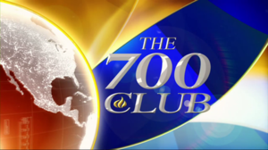 The 700 Club - Image: 700 Club logo