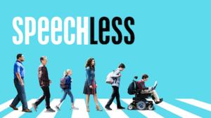 Speechless (TV series) - Image: ABC's Speechless title card