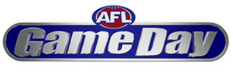 AFL Game Day - Image: AFL Game Day Logo