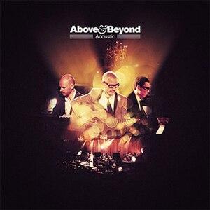 Acoustic (Above & Beyond album) - Image: Acousticalbum