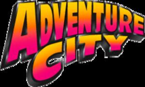 Adventure City - Image: Adventure City logo