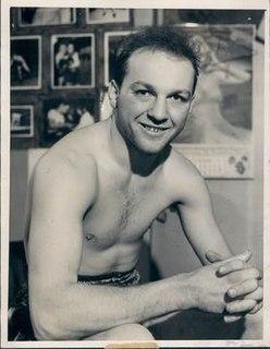 Al Hostak American boxer