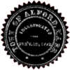 Official seal of Alford, Massachusetts