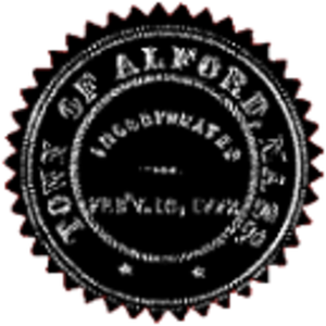 Alford, Massachusetts - Image: Alford MA seal