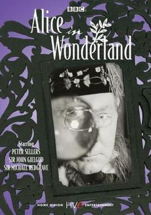 Alice in Wonderland (1966 TV play) - Image: Alice in Wonderland 1966 DVD