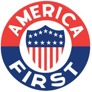 America First Committee - Image: America First Committee