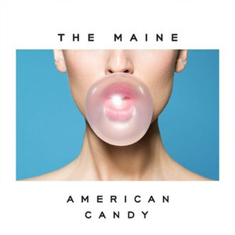 American Candy - Image: American Candy Album Cover