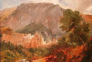 André Giroux (painter) - Image: André Giroux painting