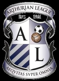 Arthurian League Association football league in England