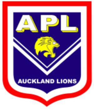 Auckland Lions - Premier League Logo