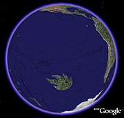 Audioslave Nation was created on Google Earth as a special marketing campaign for Revelations.