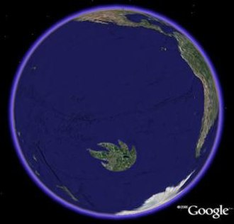Audioslave - Audioslave Nation was created on Google Earth as a special marketing campaign for Revelations.
