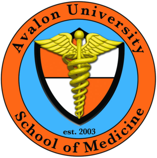 Avalon University School of Medicine education organization in Willemstad, Curacao