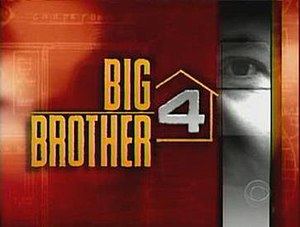 Big Brother 4 (U.S.) - Image: BBUS4Logo