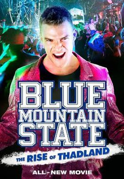 Picture of a movie: Blue Mountain State: The Rise Of Thadland