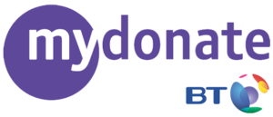BT MyDonate - Image: BT My Donate Logo