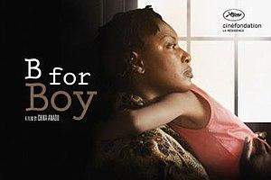 B for Boy - Image: B for Boy (film)
