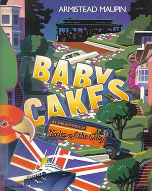 Babycakes - US first edition cover