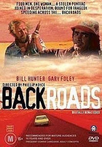 Backroads (film) - Image: Backroads (film)
