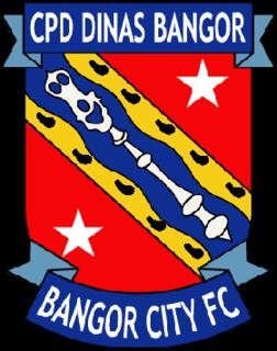 Bangor City F.C. Association football club in Bangor, Wales