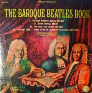 The Baroque Beatles Book - Image: Baroquebeatlesbook