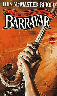 <i>Barrayar</i> novel by Lois McMaster Bujold