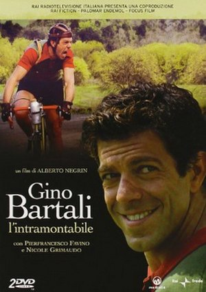 Bartali: The Iron Man - Image: Bartali The Iron Man 2006