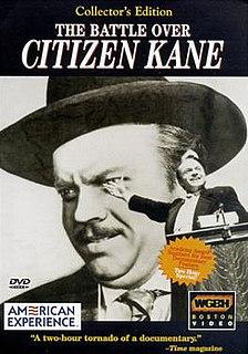 <i>The Battle Over Citizen Kane</i> 1996 documentary film by Thomas Lennon and Michael Epstein