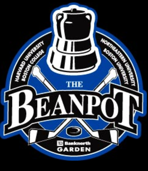 Beanpot (ice hockey) - Image: Beanpot Official Logo