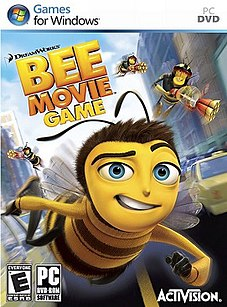 <i>Bee Movie Game</i> 2007 video game