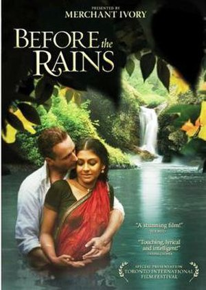 Before the Rains - Theatrical poster