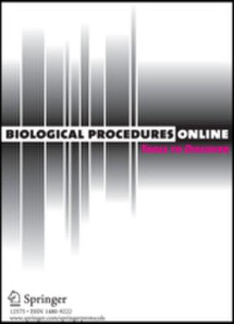 Biological Procedures Online - Image: Biological Procedures Online