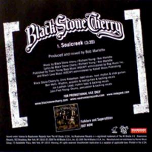 Soulcreek - Image: Black stone cherry soulcreek