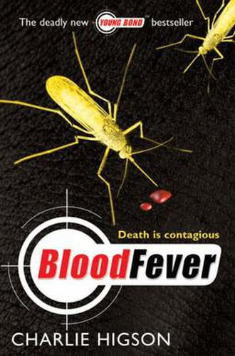 Blood Fever - Puffin Books 2006 British paperback edition.