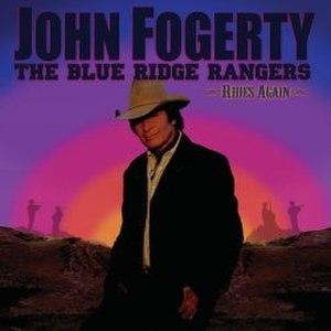 The Blue Ridge Rangers Rides Again - Image: Blue Ridge Rangers Rides Again Album