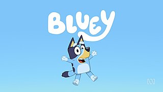 <i>Bluey</i> (2018 TV series) Australian animated television series for preschool children