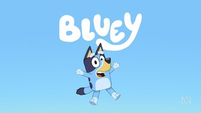 Picture of a TV show: Bluey