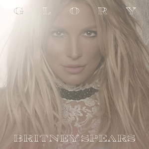 Glory (Britney Spears album) - Image: Britney Spears Glory (Official Album Cover)