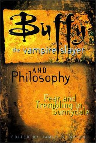 Buffy the Vampire Slayer and Philosophy - Image: Bt VS and Philosophy (Buffyverse)