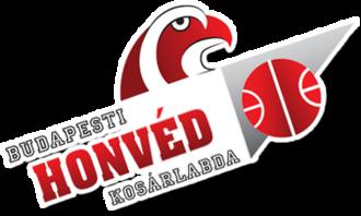 Budapesti Honvéd SE (men's basketball) - Image: Budapesti Honvéd basketball