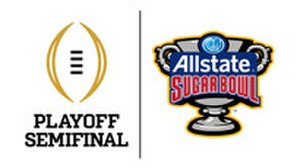 2015 Sugar Bowl - Image: CFP Sugar Bowl