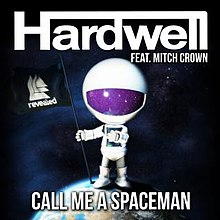 call me a spaceman song download