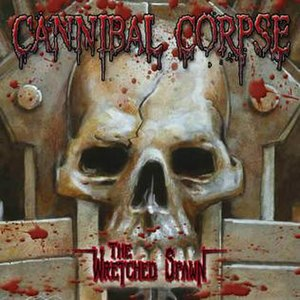 The Wretched Spawn - Image: Cannibal Corpse The Wretched Spawn Censored Front