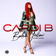Bodak Yellow Wikipedia