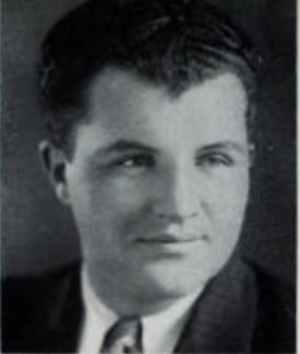 Cecil Muellerleile - Muellerleile pictured in The Archive 1936, Saint Louis yearbook